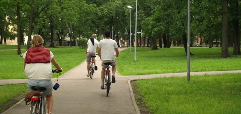 Fahrradverleih in Riga